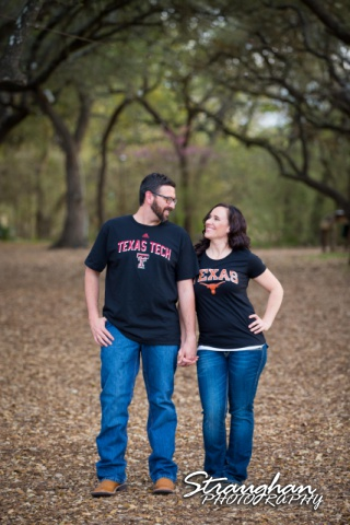 Elana's Engagement Cibolo Natural Area college shirts