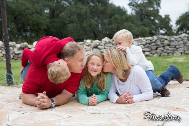 Hardison Family Photos silly fun