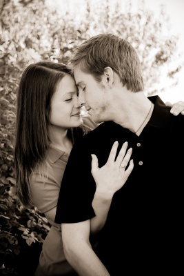 Kimber and Evan's Engagements