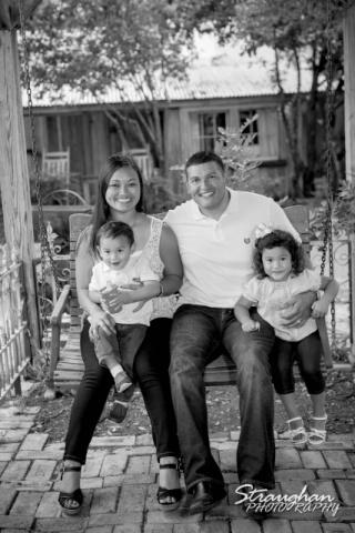 Jacildo - Perez family sitting