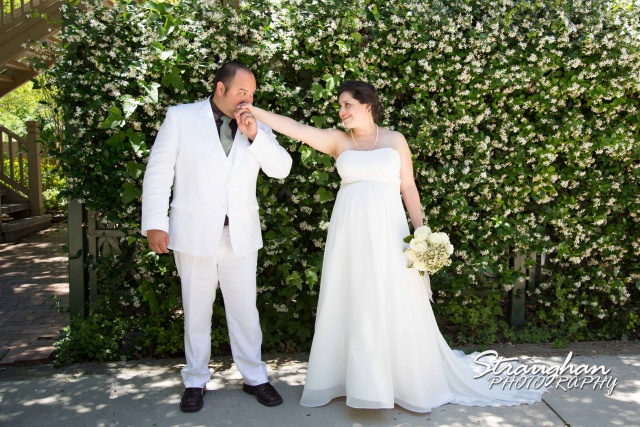 Ari wedding ruth Chris san antonio hand kiss