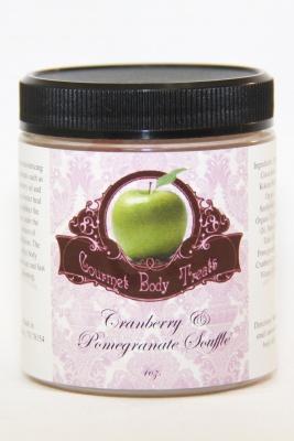 Gourmet Body Treats Product Shoot