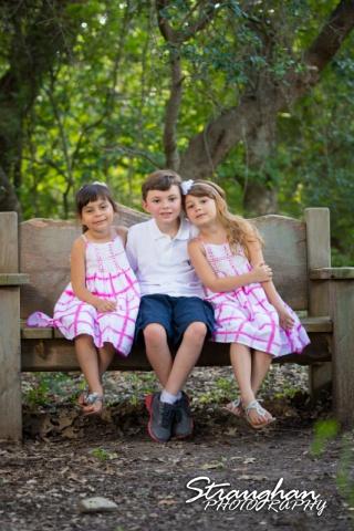 Green Family portraits at Cibolo Nature Center, Boerne, TX