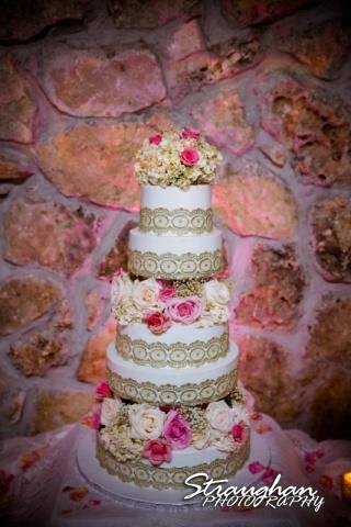 Gretchen Wedding Canon Spring cake