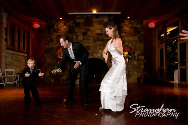 Milltown wedding New Braunfels dance