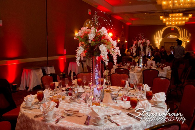Inez San Antonio Wedding center piece