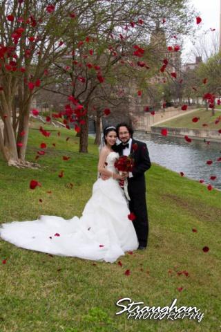 Inn on the Riverwalk roses