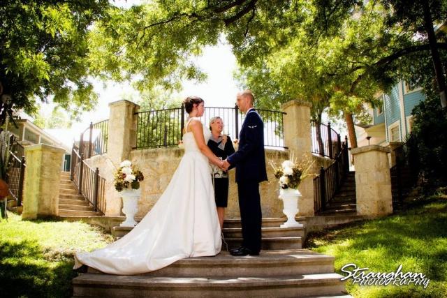 Inn on the Riverwalk day wedding