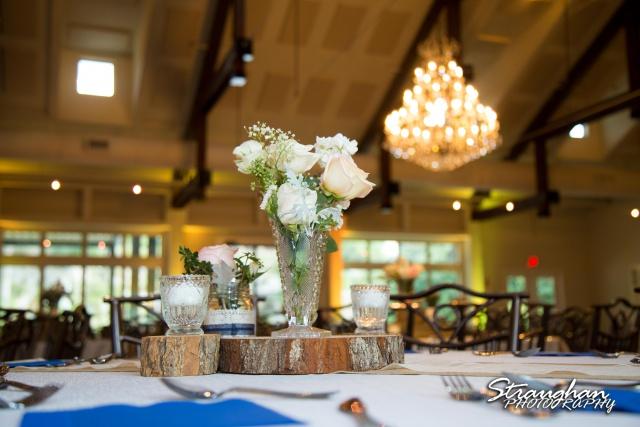 Blais_Jessica wedding the Lodge at Bridal Veil Falls centerpiece