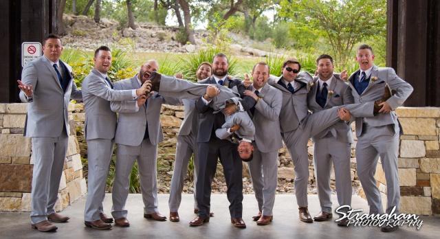 Blais_Jessica wedding the Lodge at Bridal Veil Falls the boys