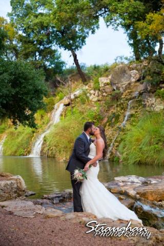 Blais_Jessica wedding the Lodge at Bridal Veil Falls the waterfall couple
