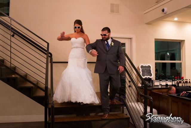 Jessica wedding the Lodge at Bridal Veil Falls intros