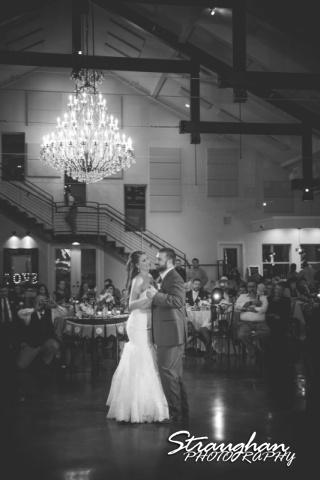 Blais_Jessica wedding the Lodge at Bridal Veil Falls first dance