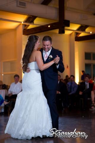 Jessica wedding the Lodge at Bridal Veil Falls fathers dance