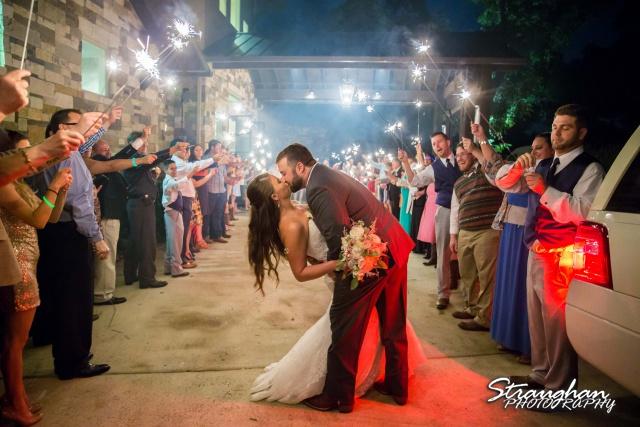 Blais_Jessica wedding the Lodge at Bridal Veil Falls sparklers