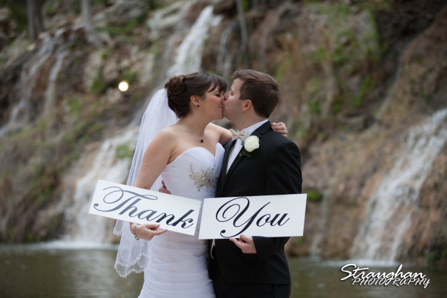 Jamie and Jack wedding Bridal Veil Falls thank you