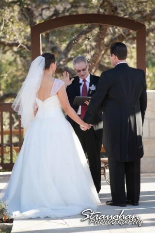 Wedding Bella Springs Jennifer ceremony blessing