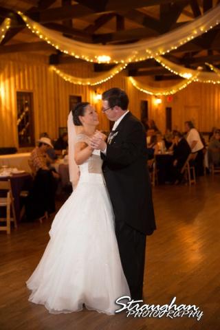 Wedding Bella Springs Jennifer first dance long
