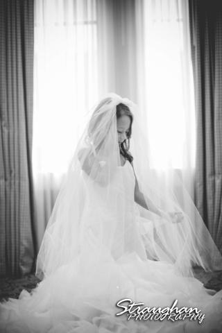 Lori and Joe wedding Sheraton Gunter daughter