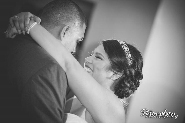 Lori and  Joe wedding Sheraton Gunter first dance