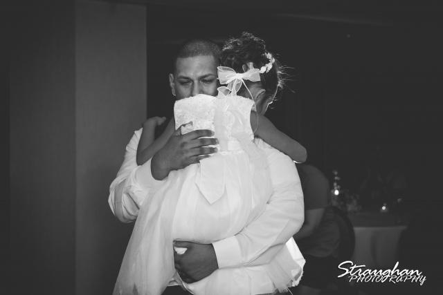 Lori and  Joe wedding Sheraton Gunter daddy dance