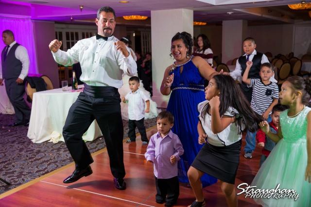 Lori and Joe wedding Sheraton Gunter boogie