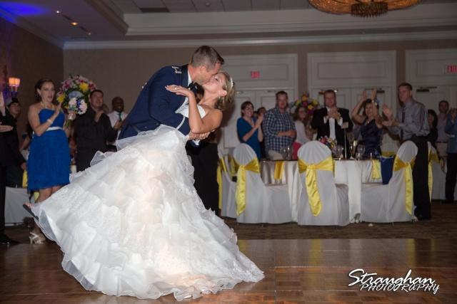Jazmine's wedding Omni de la Mansion intro dip