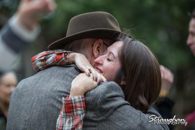 Kristina proposal Gruene hugs from grandpa