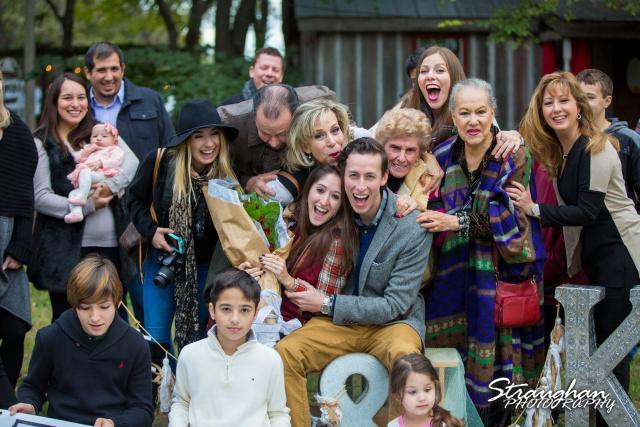 Kristina proposal Gruene happy family