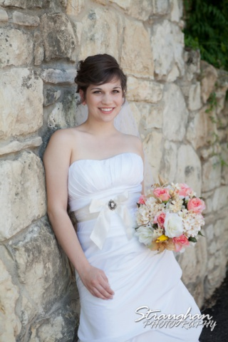 Bethany's Bridal at the Tea Gardens