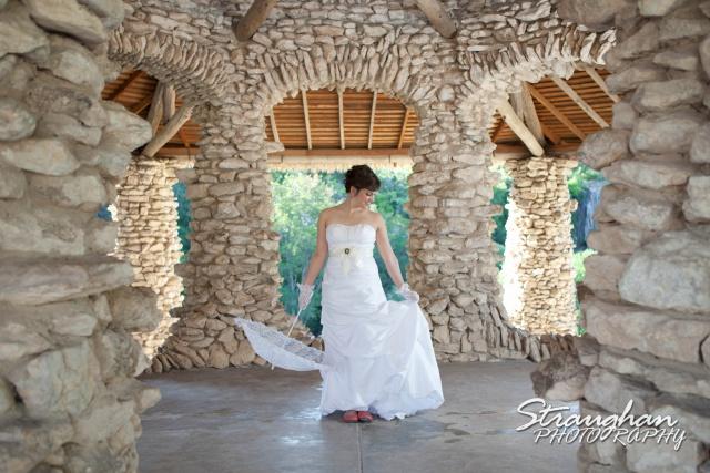 Bethany's Bridal at the Tea Gardens 7