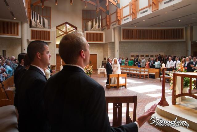 Kelley wedding St Peter's Boerne prayers