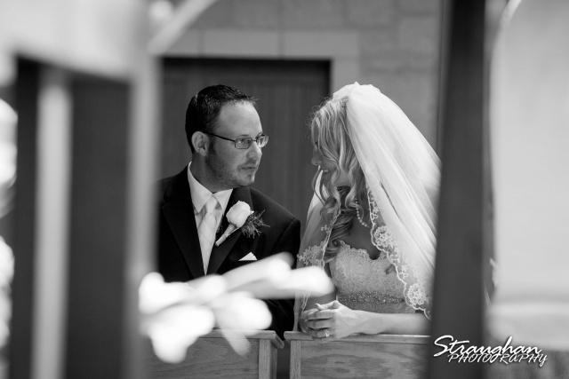 Kelley wedding St Peter's Boerne communtion