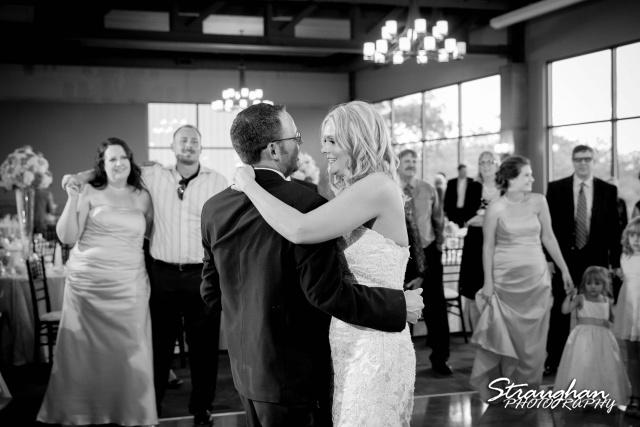 Kelley wedding St Peter's Boerne first dance