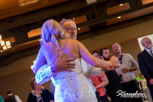 Kelley wedding St Peter's Boerne father daughter dance