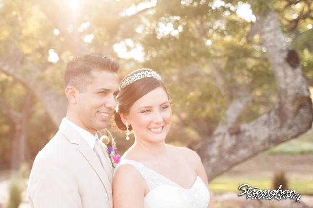 Kristan's wedding Bella Springs Boerne Sunshine couple long