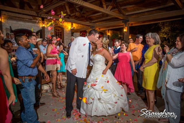 LeeAnn's wedding Boulder Springs exit