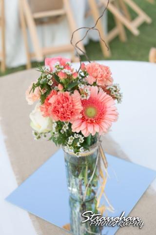 1850 Settlement wedding flowers Lauren
