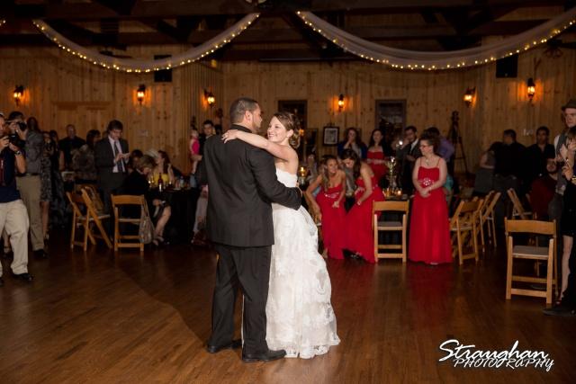 Logan's wedding Bella Springs Boerne TX first dance