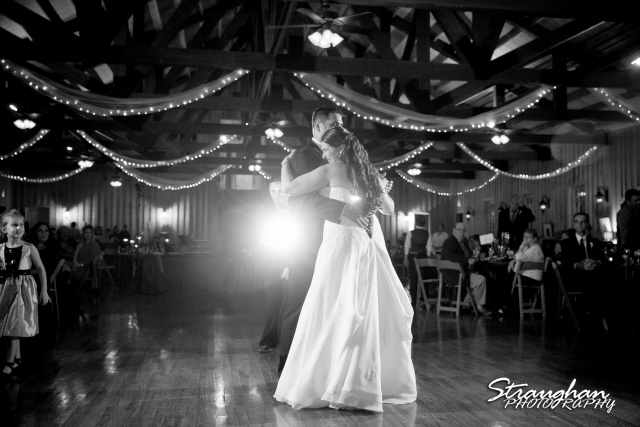 Lacey wedding Boulder Springs Legacy Hall the first dance