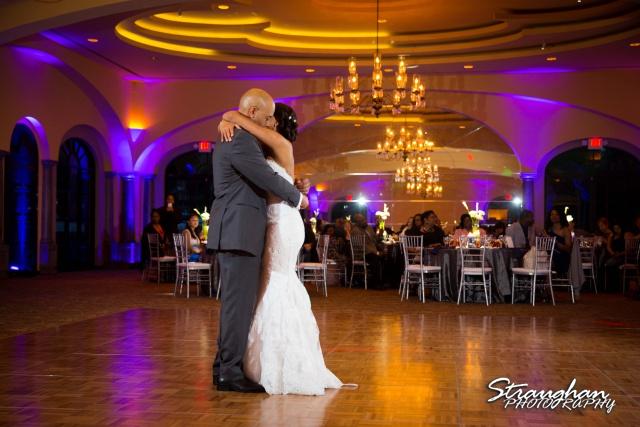 Liris wedding Club at Sonterra first dance room