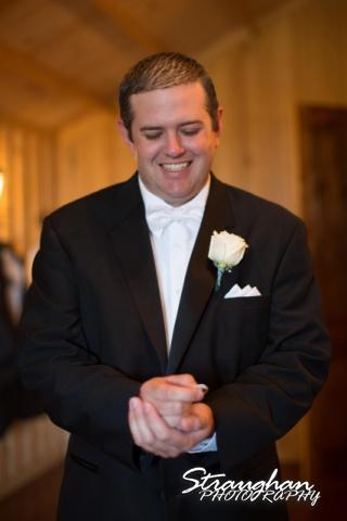 Kelly wedding Boulder springs groom ring