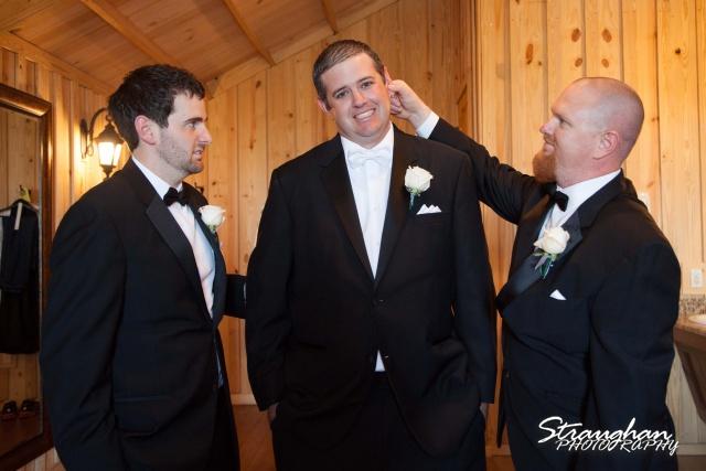 Kelly wedding Boulder Springs brothers