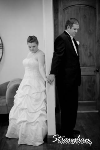 Kelly wedding Boulder springs praying before