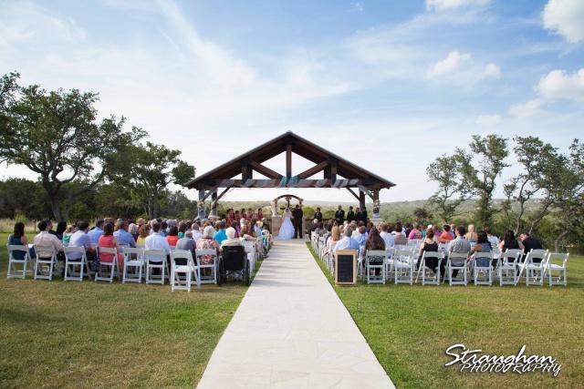 Kelly wedding Boulder springs ceremony