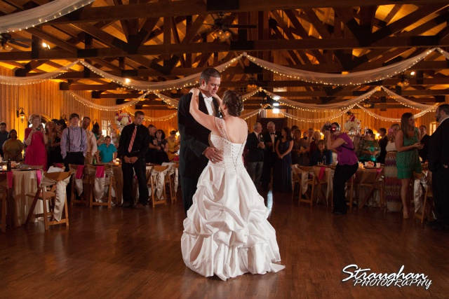 Kelly wedding Boulder springs first dance vertical