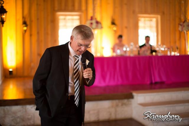Kelly wedding Boulder springs prayer