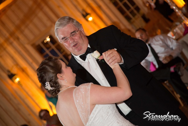 Kelly wedding Boulder springs fathers dance
