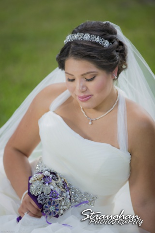 Lori's Bridal at Castle Avalon in New Braunfels, Texas