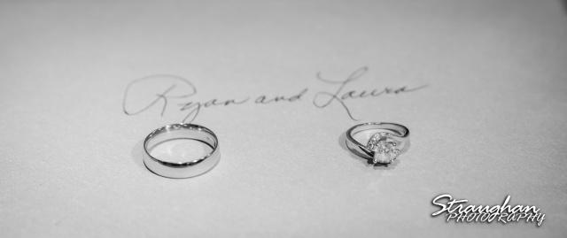 Laura wedding Hotel Contessa rings
